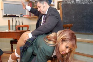 Firm Hand Spanking - School Detention - A - image 12