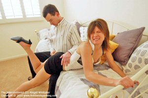 Firm Hand Spanking - The Interventionist - D - image 2
