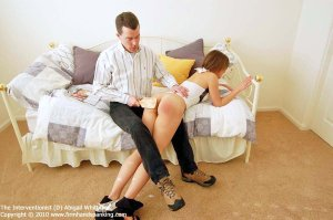 Firm Hand Spanking - The Interventionist - D - image 5