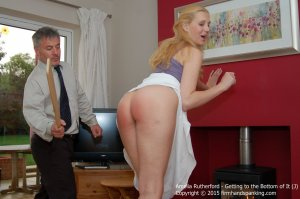 Firm Hand Spanking - Getting To The Bottom Of It - J - image 6