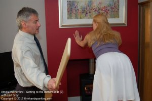 Firm Hand Spanking - Getting To The Bottom Of It - J - image 1