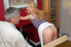 Firm Hand Spanking - Getting To The Bottom Of It - J - image 11