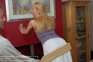 Firm Hand Spanking - Getting To The Bottom Of It - J - image 2