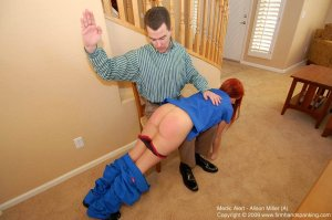 Firm Hand Spanking - Medic Alert - A - image 1