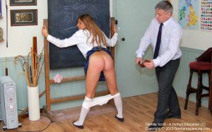Firm Hand Spanking - A Perfect Education - C - image 18