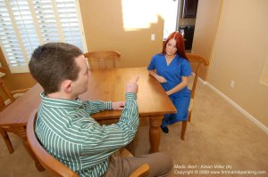 Firm Hand Spanking - Medic Alert - A - image 5