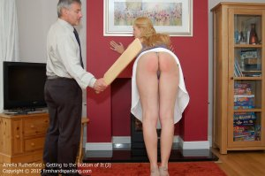 Firm Hand Spanking - Getting To The Bottom Of It - J - image 14