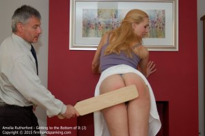 Firm Hand Spanking - Getting To The Bottom Of It - J - image 18