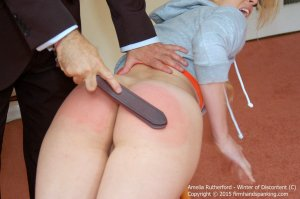 Firm Hand Spanking - Winter Of Discontent - C - image 1