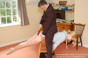 Firm Hand Spanking - Winter Of Discontent - C - image 3