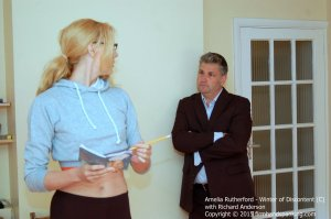 Firm Hand Spanking - Winter Of Discontent - C - image 12