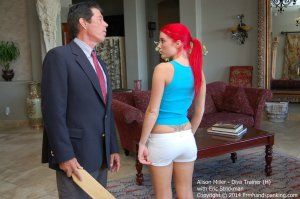 Firm Hand Spanking - Diva Trainer - H - image 7