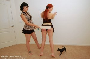 Firm Hand Spanking - Sorority Sisters - H - image 14
