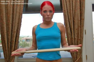 Firm Hand Spanking - Diva Trainer - H - image 9