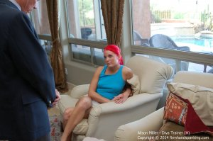 Firm Hand Spanking - Diva Trainer - H - image 6