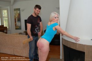 Firm Hand Spanking - Domestic Discipline - Df - image 7