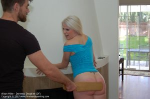 Firm Hand Spanking - Domestic Discipline - Df - image 2