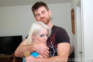 Firm Hand Spanking - Domestic Discipline - Df - image 4