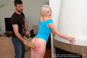 Firm Hand Spanking - Domestic Discipline - Df - image 9