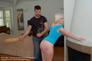 Firm Hand Spanking - Domestic Discipline - Df - image 5