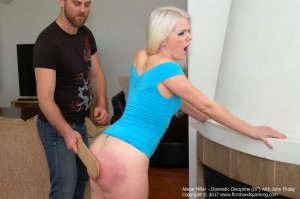 Firm Hand Spanking - Domestic Discipline - Df - image 8