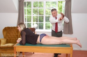 Firm Hand Spanking - Asking For It - Fe - image 1