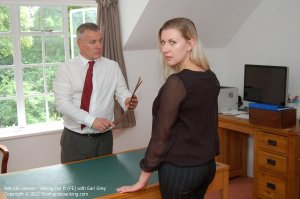 Firm Hand Spanking - Asking For It - Fe - image 7