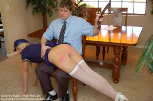 Firm Hand Spanking - High Fliers - B - image 6