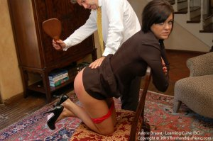Firm Hand Spanking - Learning Curve - Bc - image 2