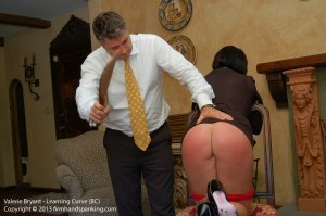 Firm Hand Spanking - Learning Curve - Bc - image 3