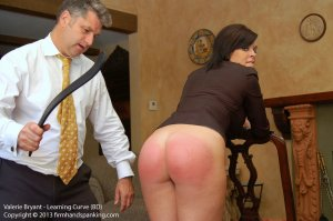 Firm Hand Spanking - Learning Curve - Bd - image 2
