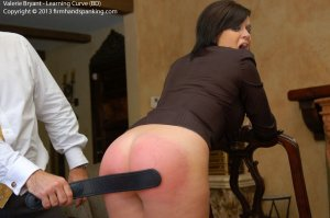 Firm Hand Spanking - Learning Curve - Bd - image 9