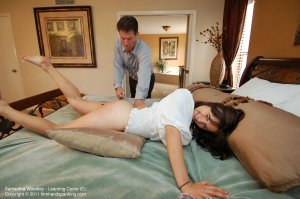 Firm Hand Spanking - Learning Curve - E - image 10