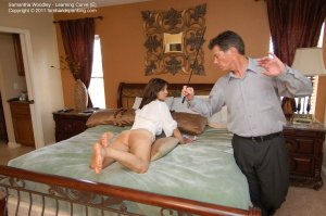 Firm Hand Spanking - Learning Curve - E - image 17