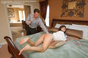 Firm Hand Spanking - Learning Curve - E - image 16