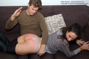 Firm Hand Spanking - Artist Discipline - A - image 10