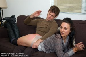 Firm Hand Spanking - Artist Discipline - A - image 1