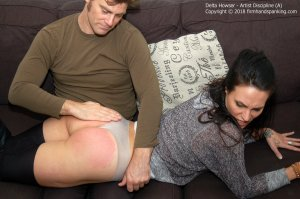 Firm Hand Spanking - Artist Discipline - A - image 15