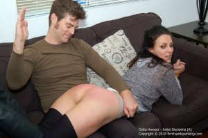 Firm Hand Spanking - Artist Discipline - A - image 16