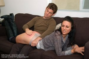 Firm Hand Spanking - Artist Discipline - A - image 5