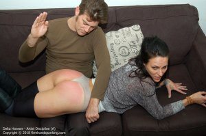 Firm Hand Spanking - Artist Discipline - A - image 4