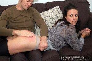 Firm Hand Spanking - Artist Discipline - A - image 18