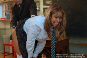 Firm Hand Spanking - School Detention - E - image 1