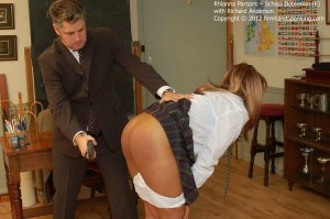 Firm Hand Spanking - School Detention - E - image 3