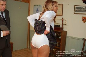 Firm Hand Spanking - School Detention - E - image 13