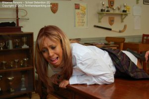 Firm Hand Spanking - School Detention - E - image 5