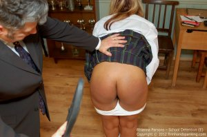 Firm Hand Spanking - School Detention - E - image 9