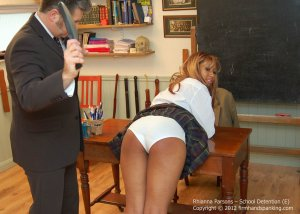 Firm Hand Spanking - School Detention - E - image 14