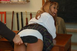 Firm Hand Spanking - School Detention - E - image 18