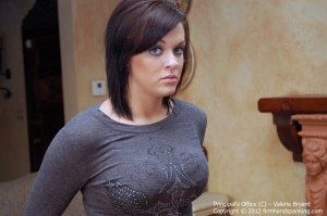 Firm Hand Spanking - The Principal's Office - C - image 12